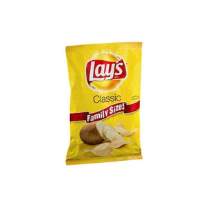 Lay's Potato Chips Classic Family Size 10.5 OZ BAG