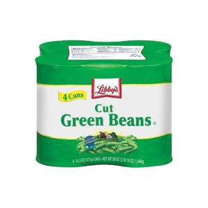 Libby's Cut Green Beans 14.5 oz
