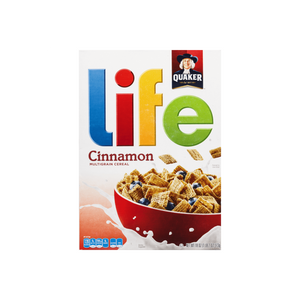 Life Cinnamon Cereal - 18 oz