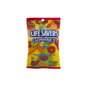 Life Savers Candy Gummies 5 Flavors