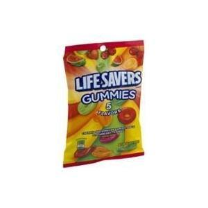Lifesavers Gummies 5 Flavors - 7 oz
