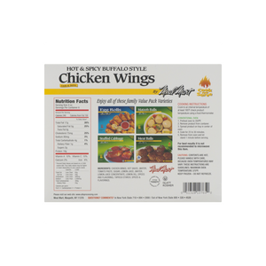 Meal Mart Kosher Chicken Wings (Buffalo Style) 24 oz