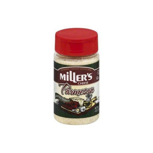 Miller's Cheese Cheese, Grated, Parmesan