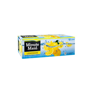 Minute Maid Lemonade - 12 CT