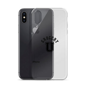 GroceryU iPhone Case