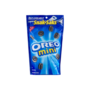 Nabisco Mini Oreo Chocolate Sandwich Cookies - 1.5 oz