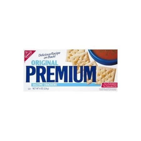Nabisco Original Premium Saltine Crackers 16 oz Pack