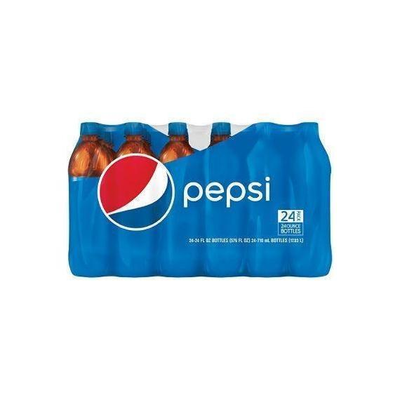 Pepsi 24 oz. bottle