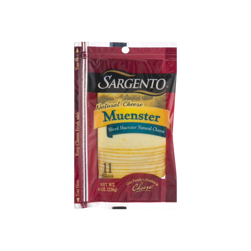 Sargento Deli Style Slices - Muenster Cheese