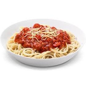 Spaghetti, Organic Pasta Sauce Meal Kit 5-8 Servings