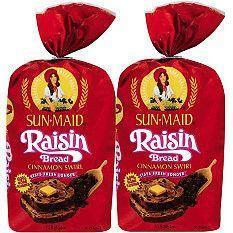 Sun Maid Raisin Bread 16 oz