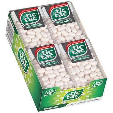 Tic Tac Freshmints Big Pack