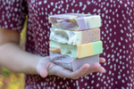 Load image into Gallery viewer, 4 Pack Soap Set - Best Soap Asheville North Carolina — Bella & Oliver Soap Co.