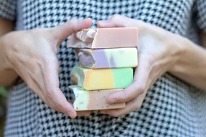 Soap Gift Set - Natural Soap - Handmade Soap — Bella & Oliver Soap Co. // Asheville North Carolina