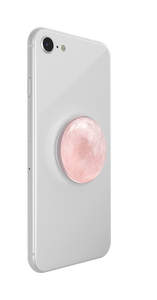 NYHET 🔄 PopSockets - Genuine Rose Quartz POPTOP