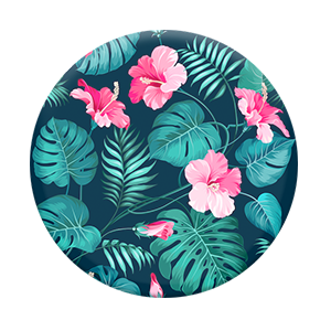PopSockets Hibiscus