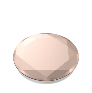 NYHET 🔄 PopSockets - Metal Diamond Rose Gold POPGRIP