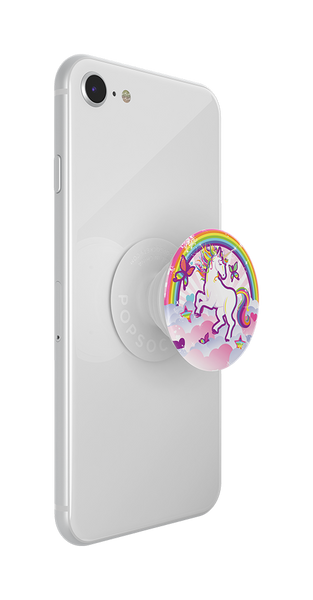 NYHET 🔄 PopSockets PopGrip - Over the Rainbow POPTOP