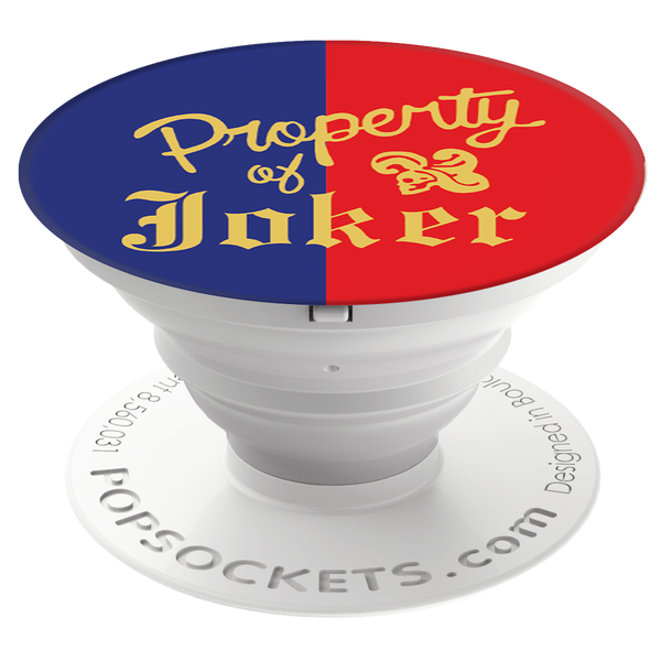 PopSockets SUICIDE SQUAD - Property of Joker