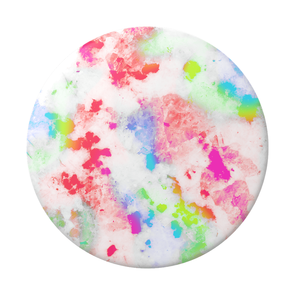 NYHET 🔄 PopSockets - Rainbow Granite POPGRIP
