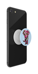 NYHET 🔄 PopSockets - Safari Rose POPGRIP