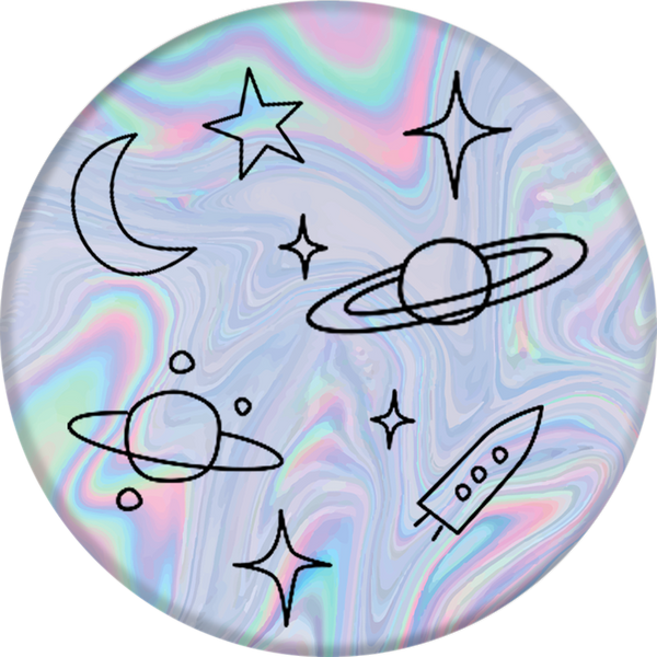 PopSockets Space Doodle
