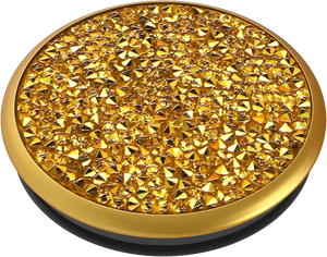 NYHET 🔄 PopSockets - SWAROVSKI Metallic Sunshine Crystal POPGRIP