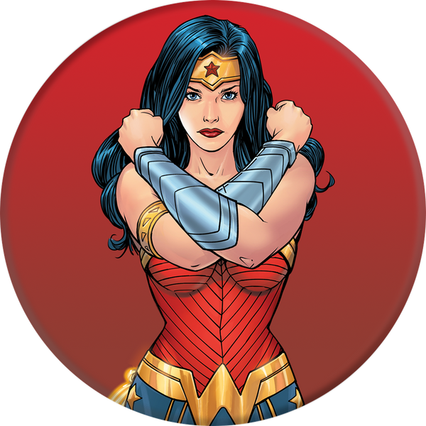 PopSockets JUSTICE LEAGUE - Wonderwoman