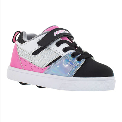 Racer 20 X2 - Black/Silver/White/Light Pink