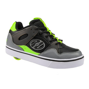 Ripper - Black/Neon Green/Grey