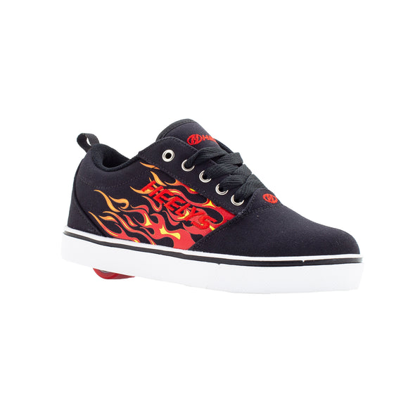 Pro 20 Prints - Black/Red/Flames