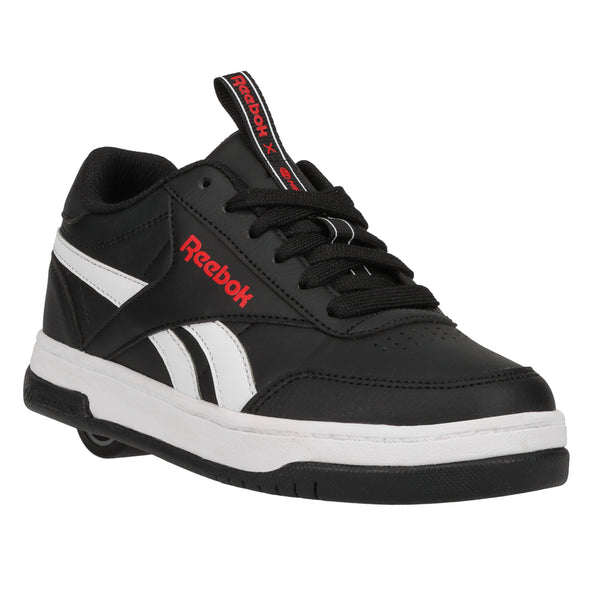 Reebok Court Low - Core Black/White/Vector Red