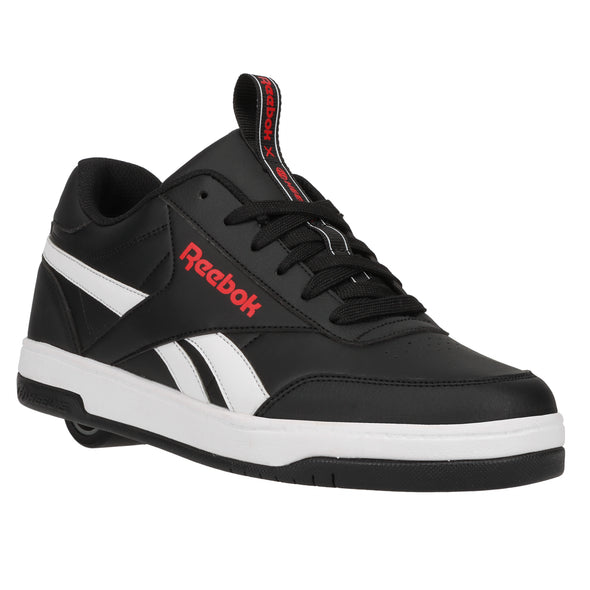 Reebok Court Low - Core Black/White/Vector Red (MENS)