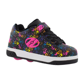 Heelys Dual Up X2 Black Multi Hands