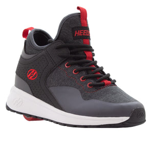 Heelys Piper Black Heathered Red
