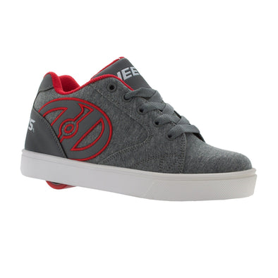 Heelys Vopel Grey Heathered Red