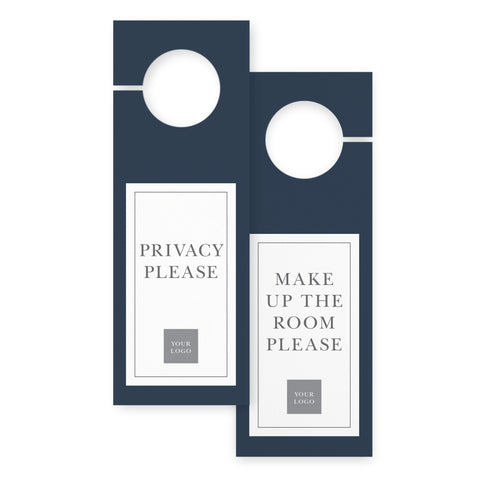 Door hangers – 2 sided - Value – Storm