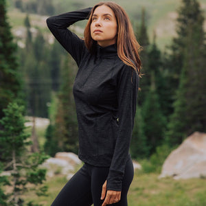 Uinta Half Zip for Women