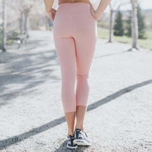 Blossom High-Waisted Capris