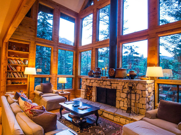 Mountain Home (6+ guests) -- per person