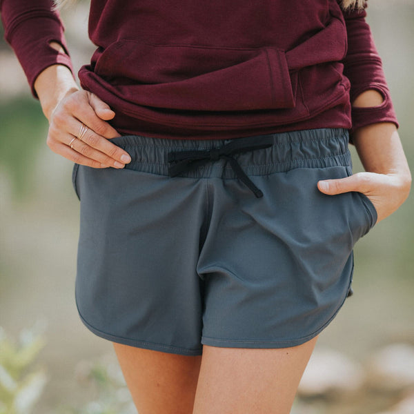 Granite Sprinter Shorts - Albion - 1