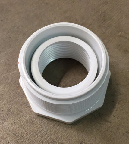 "1.5""x1"" threaded bushing"
