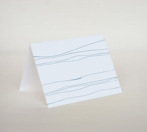 Pacific Notecard