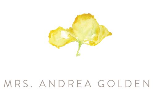 Amapola Place Card