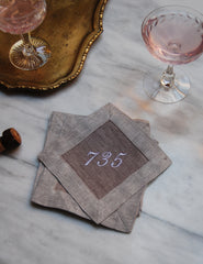 Cocktail napkin Set