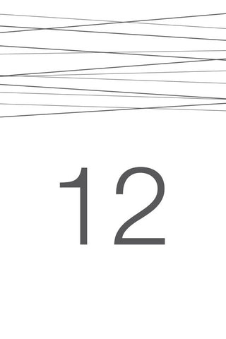 Intertwined Table Number