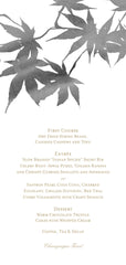 Maple Menu