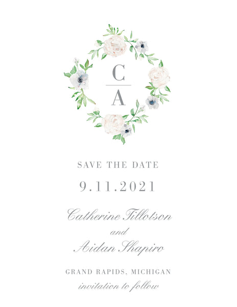 Arianna Save the Date