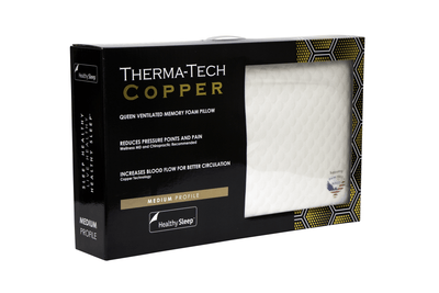 Element Mattress Pillow Therma-Tech Copper Pillow