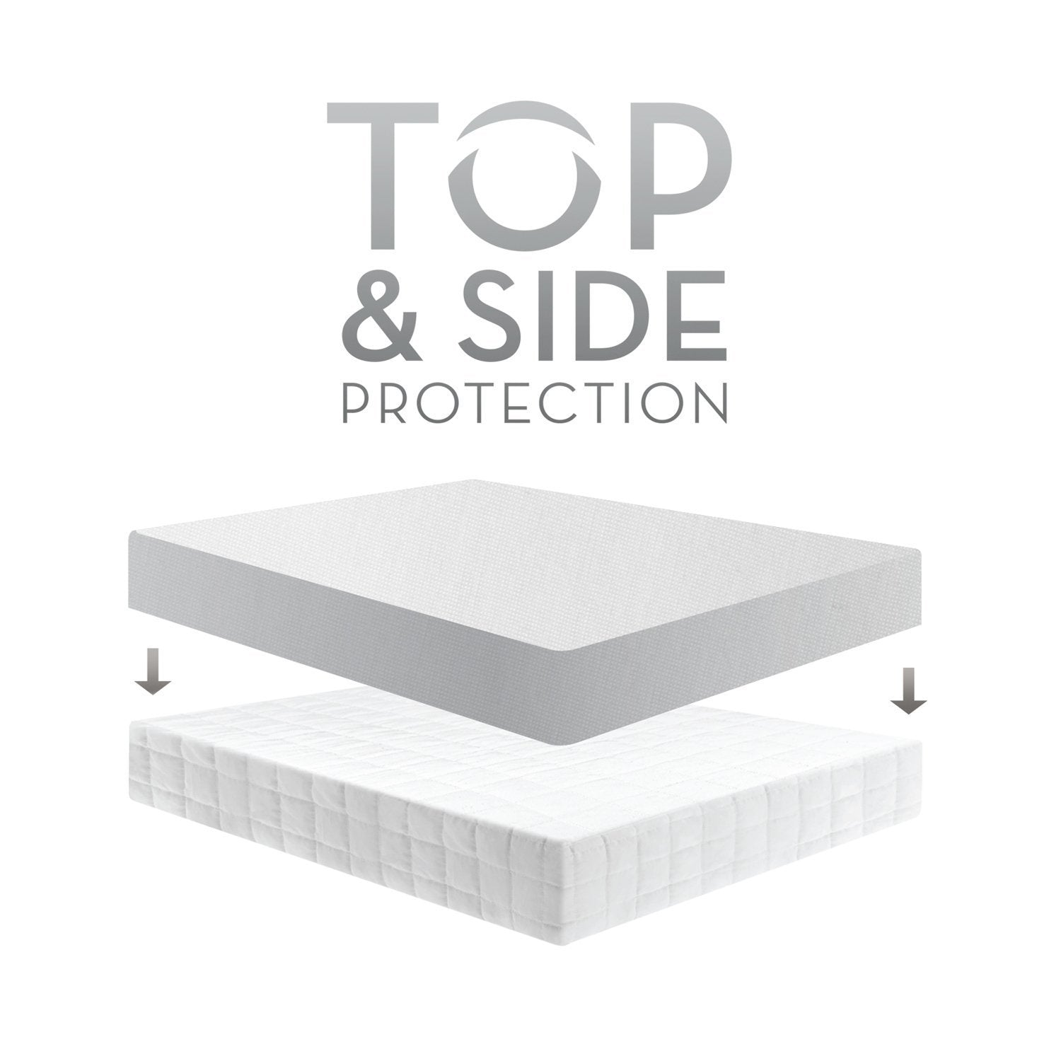 SLEEP TITE FIVE 5IDED® Smooth Mattress Protector